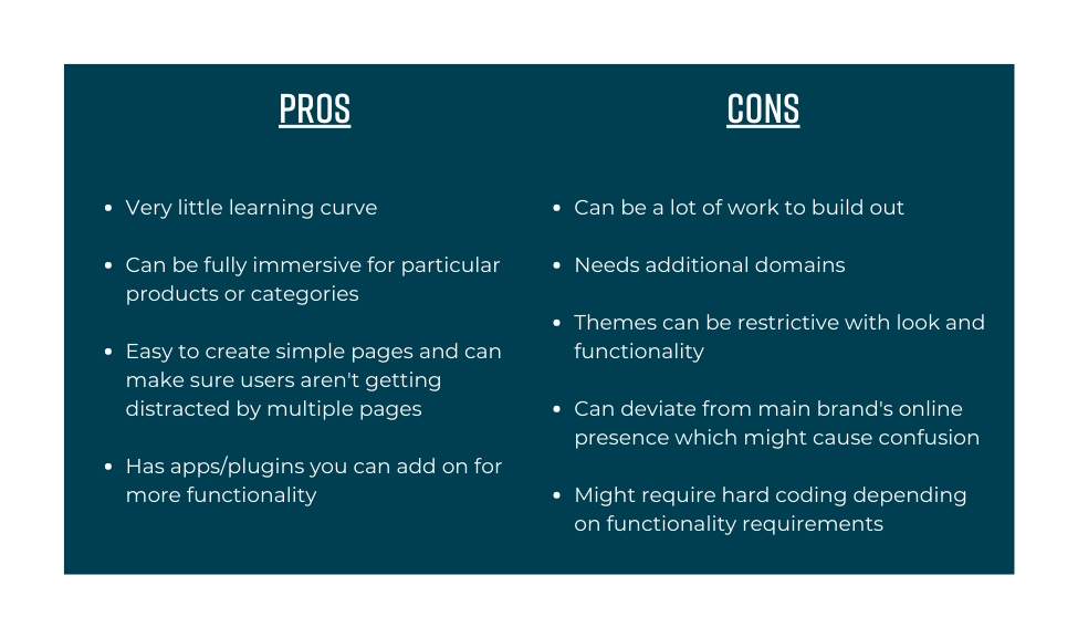drag and drop page builder pros and cons